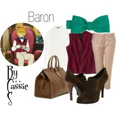 """Baron"" by lilcassie7 on Polyvore"