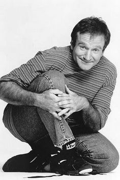 Robin Williams ... One of my favorites!!