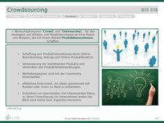 Mit dem Thema #Crowdsourcing beendet Frederik die Serie zum Social Media Navigator. die Gratisversion gibt es natürlich auf der Homepage zum Download