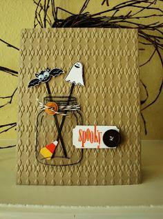 penguinstamper: Perfectly Preserved Halloween Card