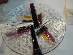 Shops, Fused Glass, Etsy Shop, See Through, Kunst, Ideas, Tents