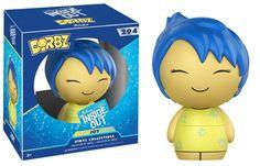 Disney Pixar Inside Out Joy Dorbz Funko POP! #FunkoDisneyDorbz