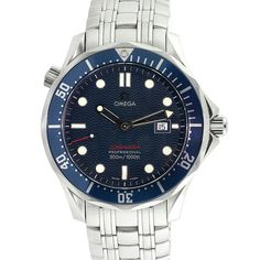 OMEGA SEAMASTER PROFESSIONAL CHRONOMETER AUTOMATIC // 2531.8 // 762-TM10362 // C.2000'S // PRE-OWNED
