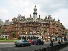 Glasgow is so full of wonderful architecture that we often forget how beautiful the city is.