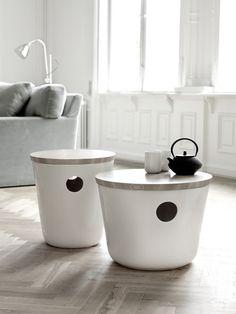 | FURNITURE | Unit #ceramic #furniture, designed by #BirgitteDueMadsen and #JonasTrampedach