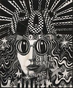 Sixties Sharp - the pop and psychedelic art of Martin Sharp