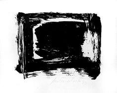 Sem Título 1993   Amilcar de Castro litogravura 28.30 x 35.00 cm