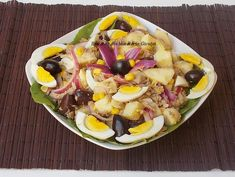 Cobb Salad, Acai Bowl, Cooking Recipes, Breakfast, Ethnic Recipes, Sweet, Food, Romanian Recipes, Acai Berry Bowl