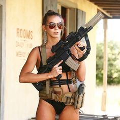 Girl with a Weapon mature female escorts Military girl . Women in the military . Women with guns . Girls with weapons Shooting Guns, Military Girl, Military Style, Female Soldier, Army Soldier, Warrior Girl, Military Women, Badass Women, Panzer