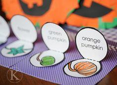 Katherine Marie – {Theme of the Week} Pumpkins