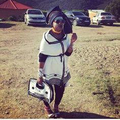 Xhosa Attire, African Attire, African Wear, African Women, South African Fashion, African Print Fashion, African Traditional Wear, Traditional Dresses, African Print Dresses