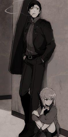 Detective Conan   Akai Haibara