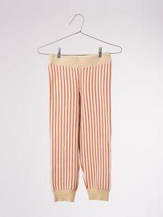 Stripes red legging