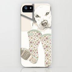 Pipo iPhone & iPod Case by Cecilia Sánchez - $35.00