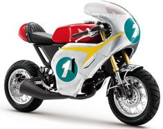 Tiny Honda Grom Gets the Retro Racer Treatment