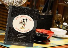 Newest Disney Cookbook Features Best Recipes from Disney Parks & Resorts and the Disney Cruise Line