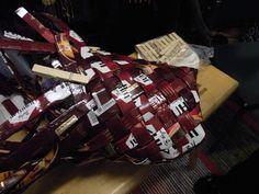 Uusiokäyttö ja kierrätys | Ukkolan Akat ry Gift Wrapping, Gifts, Gift Wrapping Paper, Presents, Wrapping Gifts, Favors, Gift Packaging, Gift