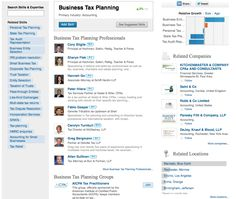 Were You Aware of LinkedIn's Skills & Expertise Search Function?