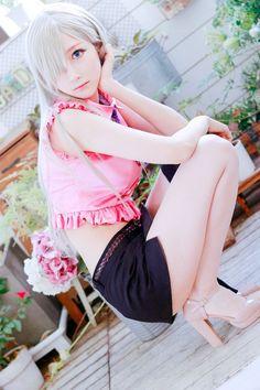 Elizabeth Cosplay. Anime collectible toys games website: http://blogjob.com/hangmen13/