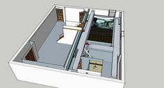 Great walk-through of planning a basement construction project. Mine isn't anything this elaborate - only a half basement - but this is pretty detailed and should be a decent guide to getting started.