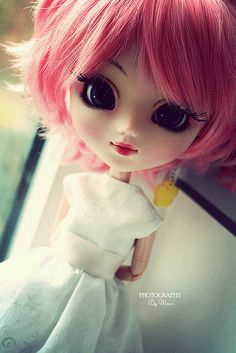 galaxysugar:    My Pullip doll I sold to a very nice girl a few years ago.
