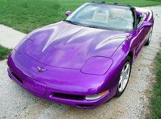 purple paint jobs