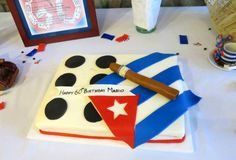 In Cuba, cake is a number one must when there is a traditional event or a birthday.