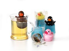 Cha Cult tea infusers