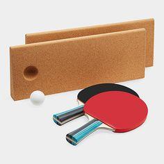 Corknet Ping Pong Set | MoMAstore.org