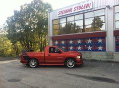 Dodge Ram Daytona Hemi