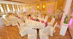 Festsaal Saarland, Hochzeitsfeier, Hochzeit, Festsaal, Räumlichkeit, 120 Personen, Geburtstag, kalt-warmes Büffet, Menü, Event, Dinner