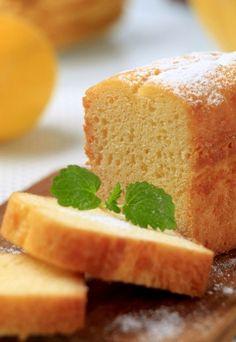 Cake au citron #lemon #cake