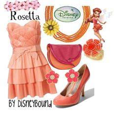 Outfits Inspired by Disney Princesses | ... wished you were a Disney character? (31 photos) » disney-outfits-28