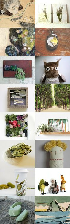 Items I love by Gina on Etsy--Pinned with TreasuryPin.com