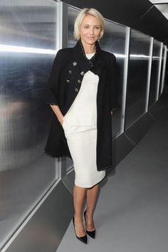 Cameron Diaz in Chanel
