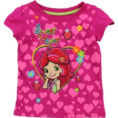 Strawberry Shortcake Toddler Pink T-Shirt 7K7743 (2T) Hasbro http://www.amazon.com/dp/B00I4BNGKI/ref=cm_sw_r_pi_dp_g6Rjvb0J12H6M