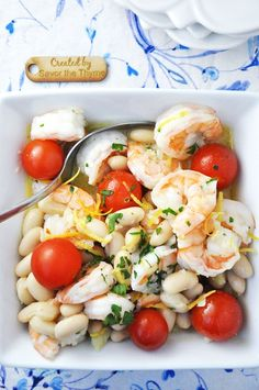 Sauteed Shrimp With Onions and Cherry Tomatoes | Nom Nom Paleo ...