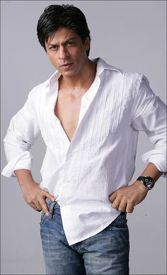 Shah Rukh Khan - He can actually make you fall in love with the bad guy when he plays one like in Don and Don 2. I hope there's a Don 3.