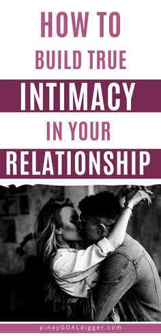 The number one killer of a relationship is the lack of intimacy. Here are 5 ways you can build true intimacy in your relationship and become a happy couple again. Relationship Mistakes, Relationship Challenge, Best Relationship Advice, Ending A Relationship, Real Relationships, Happy Marriage, Marriage Advice, Dating Advice, Communication Relationship