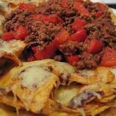 Nacho chili met kaas @ allrecipes.nl