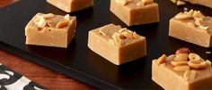 Creamy Marshmallow-Peanut Butter Fudge – We're not going to lie. It's hard to wait for this Creamy Marshmallow-Peanut Butter Fudge recipe to firm up in the fridge. But making it? That's easy. Fudge Recipes, Candy Recipes, Dessert Recipes, Dessert Bars, Homemade Fudge, Homemade Candies, Peanut Butter Chips, Creamy Peanut Butter, Christmas Baking