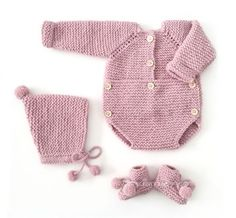 Diy Crafts - Knitted Baby Hat with Pom pom - Pixie Hat Knitting Pattern & Tutorial Knitted Baby Clothes, Baby Hats Knitting, Crochet Baby Hats, Knitting For Kids, Knitting For Beginners, Baby Knitting Patterns, Knitting Patterns Free, Free Knitting, Knitted Hats