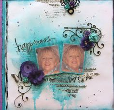 Di's Scrapbook ShopJust-FabuliciouswithDi Garling : My Turn Today Up On The 2 Crafty Blog
