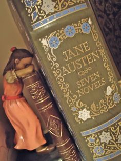 """""""One doesn't read Jane Austen; one re-reads Jane Austen."""""""