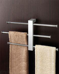 Nameek's Wall Mount Towel Rack