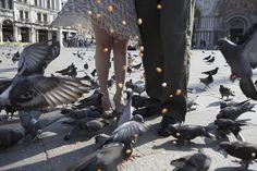 Veneza, em Itália. #casamento #DiadosNamorados #noivos #viagem #citybreak #Europa #Veneza