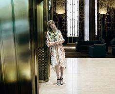 Natalia Vodianova stars in Prada's spring-summer 2016 campaign