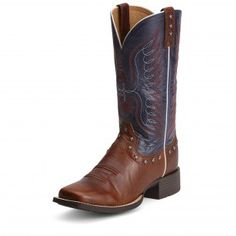 Ariat Brown Honor Vintage Cowgirl Boots