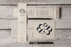 Bernadett Baji's wine label Resume — The Dieline