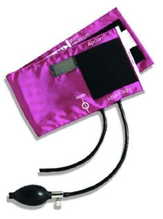 American Diagnostic Corporation ADC Black ADCUFF Large Adult Inflation System -- You can get additional details at the image link.